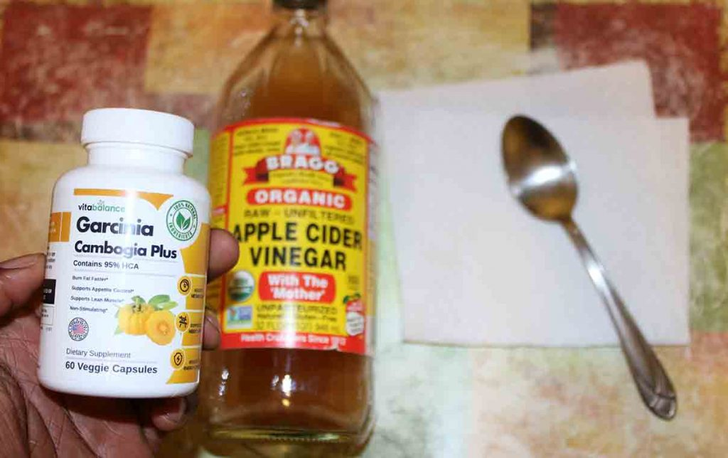 Garcinia Cambogia And Apple Cider Vinegar Review For Weight Loss