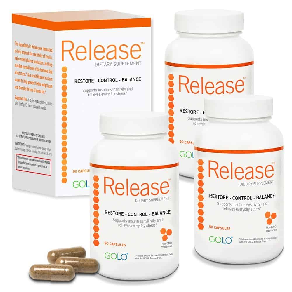 Golo Release Supplement