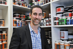 Plexaderm CEO Jonathan