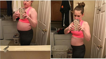 katrina lost 30lbs with garcinia
