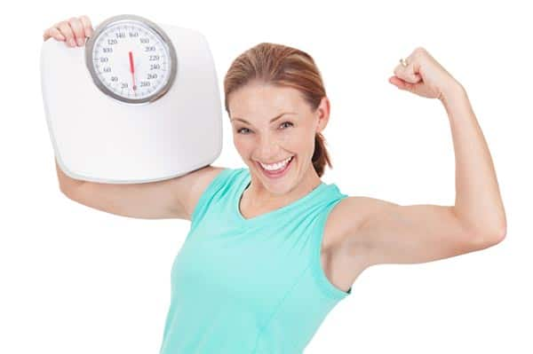 weight loss girl