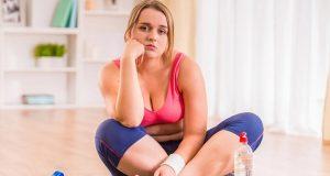 woman fail at weight loss