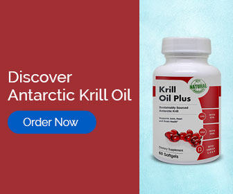 Antartic Krill Oil